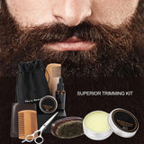 The Ultimate Men's Beard Grooming and Styling Kit - 4LAUNT.COM
