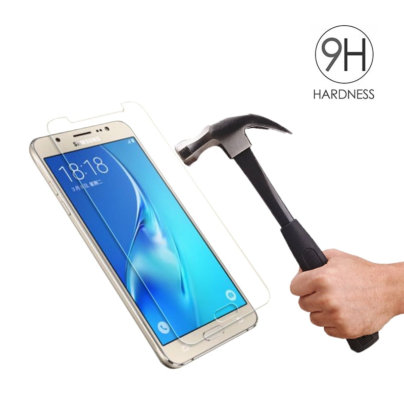 Protective Tempered Glass For Samsung Galaxy Series - 4LAUNT.COM