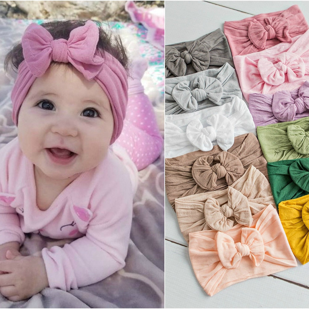 Baby Nylon Headband - 4LAUNT.COM