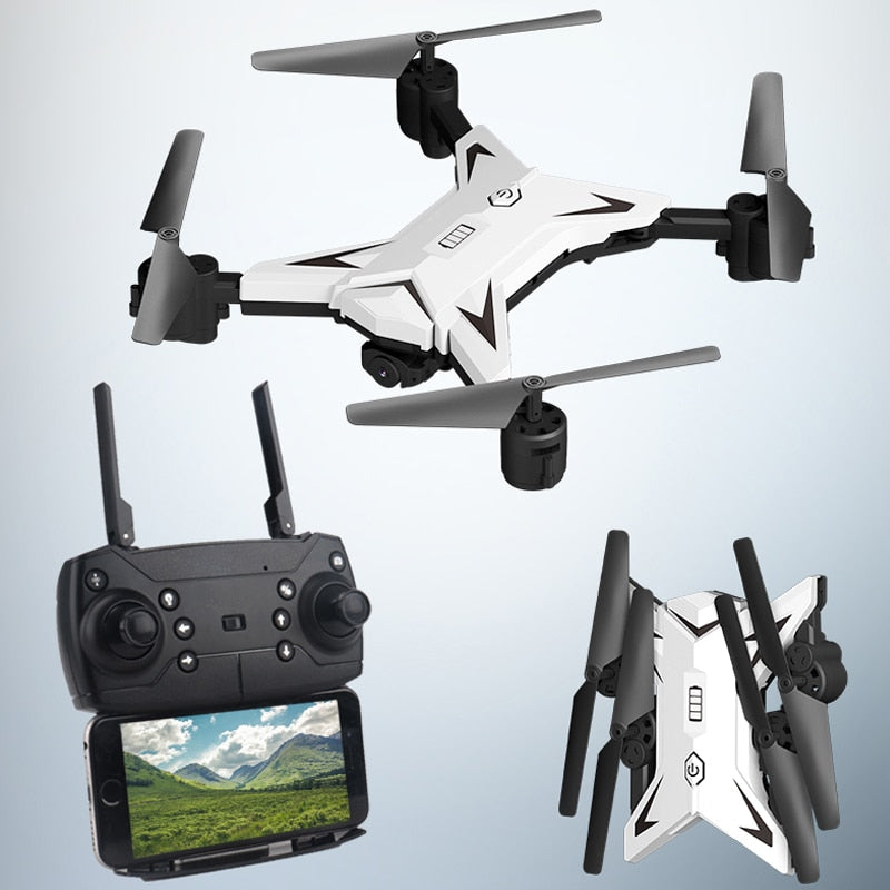 Professional Combat Drone 5MP-1080P HD Camera/Wifi FPV - 4LAUNT.COM