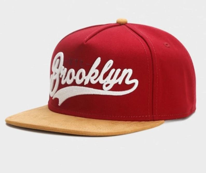 QUALITY BROOKLYN BASEBALL CAP - 4LAUNT.COM