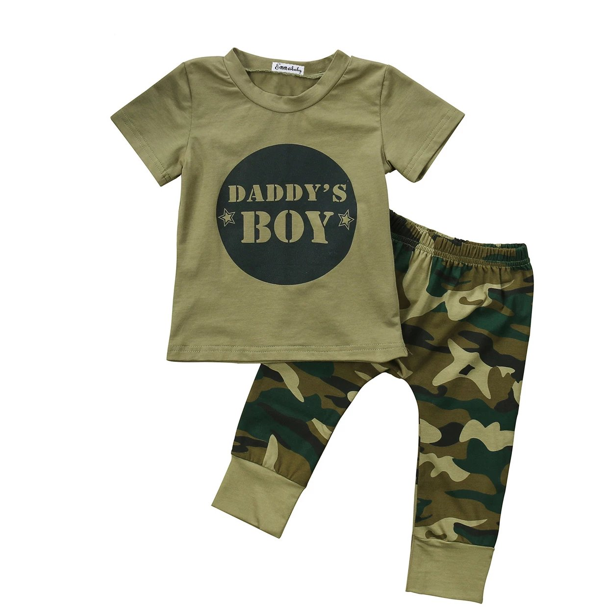 Camo Clothing Newborn Baby Boy Clothes - 4LAUNT.COM