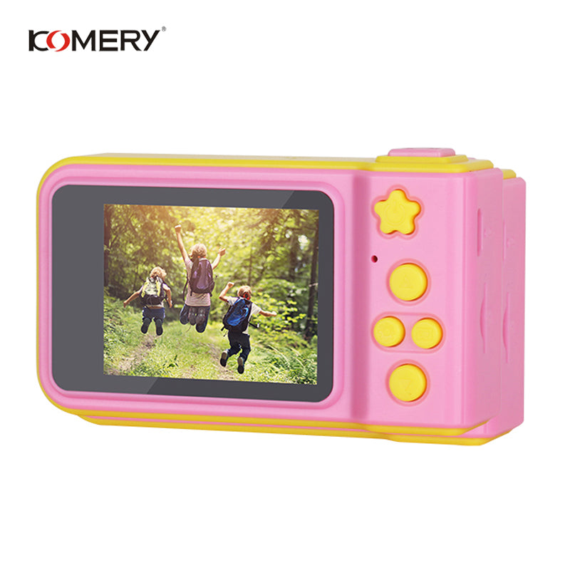 Children's Digital Camera With 2 Inch Screen Display - 4LAUNT.COM