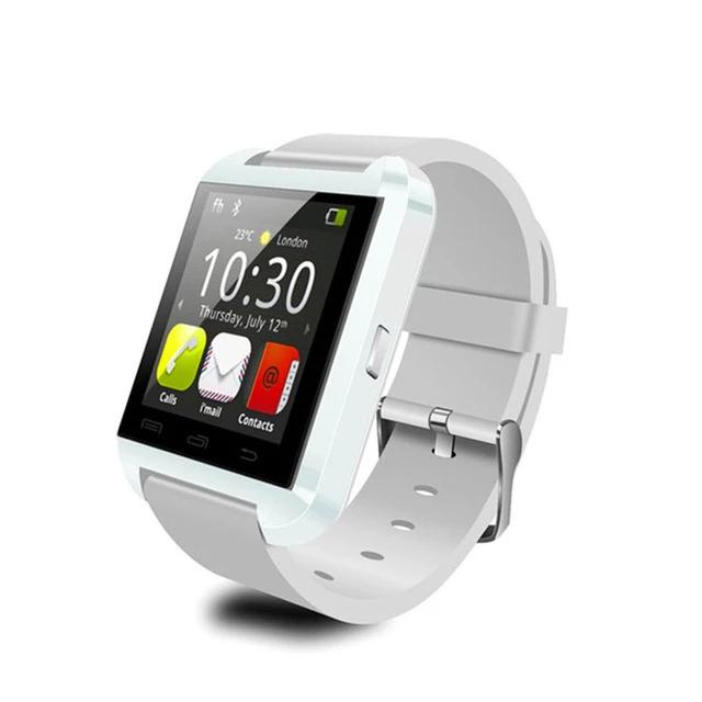 Innovative Smart Watch with Camera for iPhone & Android - 4LAUNT.COM
