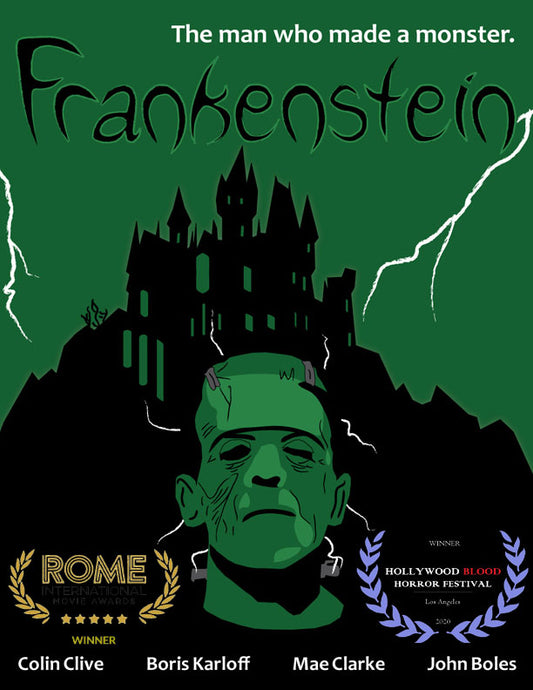 Frankenstein Won at the Rome International Movie Awards