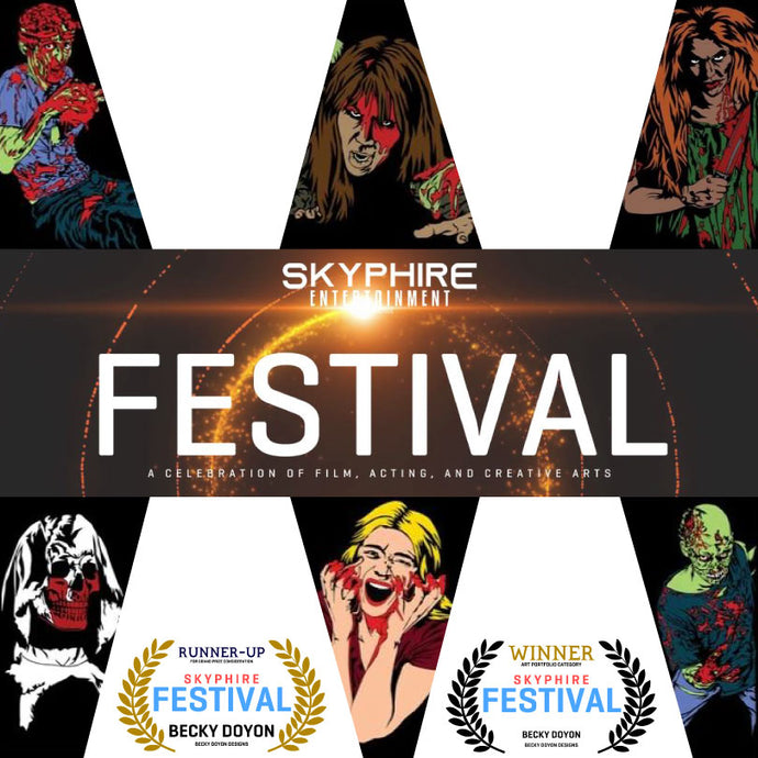 Runner-Up at the Skyphire Entertainment Festival