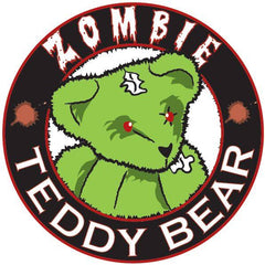 Zombie Teddy Bear by Becky Doyon