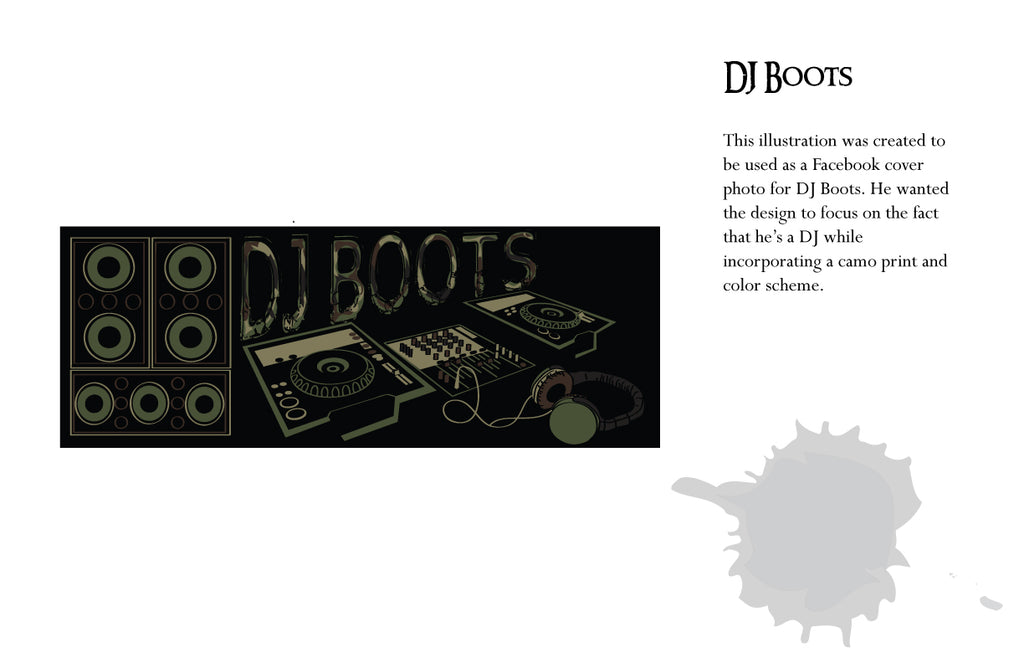 Becky Doyon DJ Boots Cover
