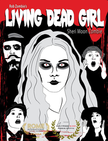 Becky Doyon Living Dead Girl Rome International Movie Awards Win