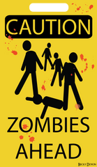 Caution! Zombies! by Becky Doyon