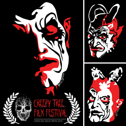 Becky Doyon Creepy Tree Film Festival
