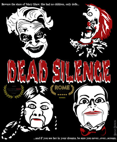 Becky Doyon Dead Silence Rome International Awards Winner