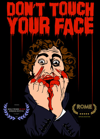 Becky Doyon Don't Touch Your Face Rome International Movie Awards Selection