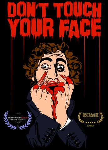 Becky Doyon Don't Touch Your Face Rome International Movie Awards Winner