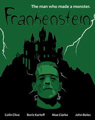 Frankenstein by Becky Doyon