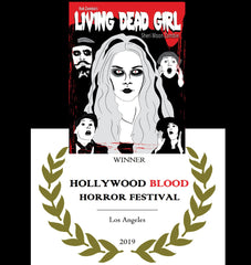 Becky Doyon Hollywood Blood Horror Festival