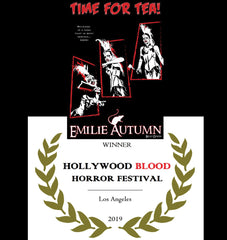 Becky Doyon Time For Tea Hollywood Blood Horror Festival