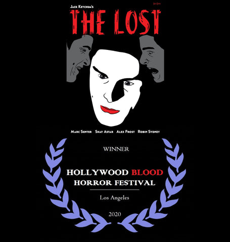 Becky Doyon The Lost Hollywood Blood Horror Festival Win