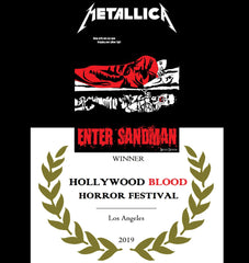 Becky Doyon Hollywood Blood Horror win