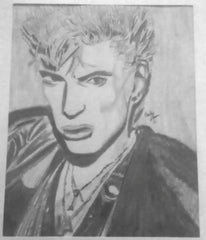 Billy Idol by Becky Doyon