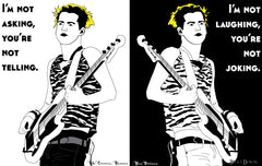 Mikey Way by Becky Doyon