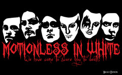 Motionless in White by Becky Doyon
