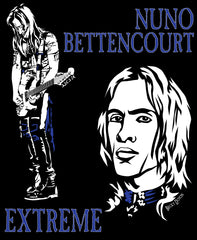 Nuno Bettencourt by Becky Doyon