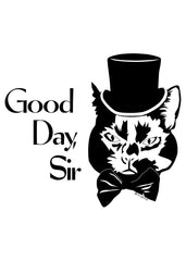 Good Day Cat by Becky Doyon