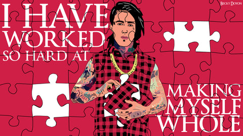 Falling in Reverse Puzzle Ronnie Radke