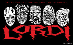 Lordi by Becky Doyon