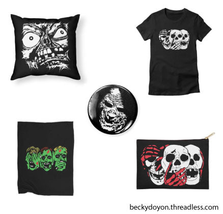Becky Doyon Threadless Products