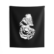Load image into Gallery viewer, Zombie Face Wall Tapestries (Various Sizes)