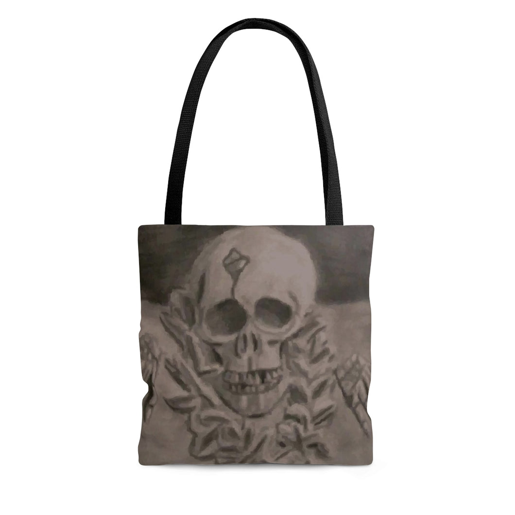 Skull Tote Bag (Various Sizes)