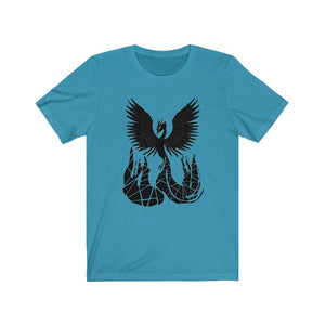 Phoenix Cotton Tee (XS-4XL Various Colors)