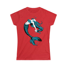 Load image into Gallery viewer, Mermaid Women's Tee (S-2XL Various Colors)