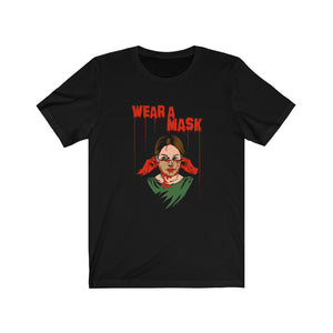 Wear a Mask Cotton Tee (XS-3XL)
