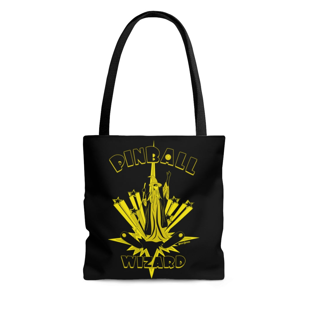 Pinball Wizard Tote Bag (Various Sizes)