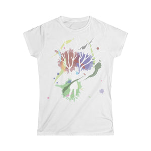 Female Empowerment Women's White Tee (S-2XL)