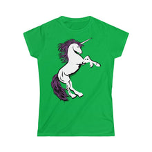 Load image into Gallery viewer, Unicorn Women's Tee (S-2XL Various Colors)