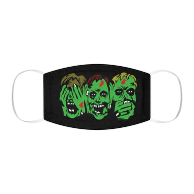 3 Zombies Mask