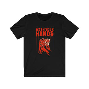 Wash Your Hands Cotton Tee (XS-3XL)