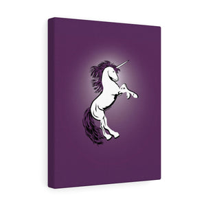 Unicorn Canvas Print (Various sizes)