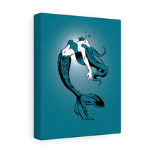 Load image into Gallery viewer, Mermaid Canvas Print (Various sizes)