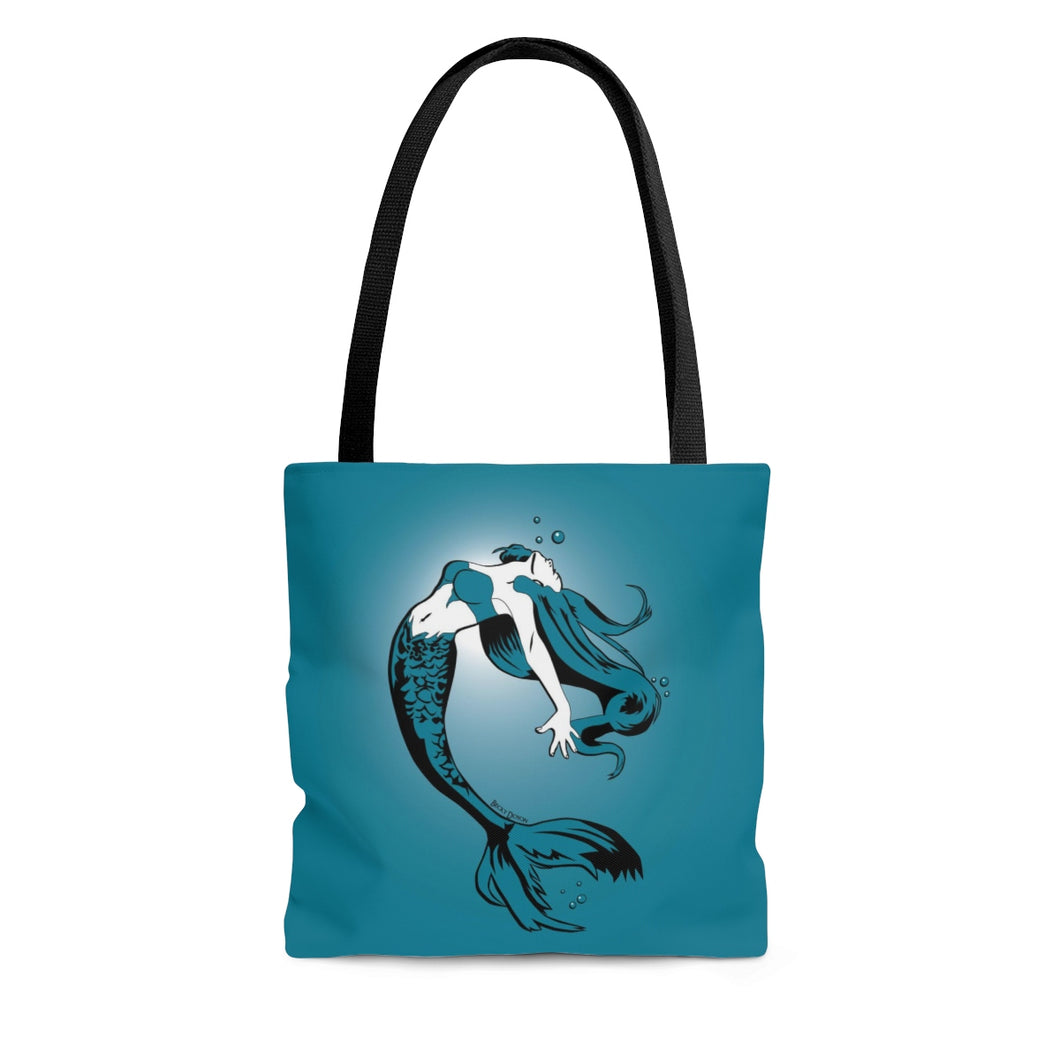 Mermaid Tote Bag (Various sizes)