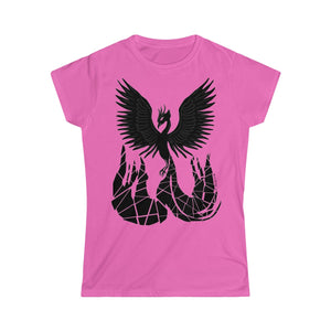 Phoenix Women's Tee (S-2XL Various Colors)