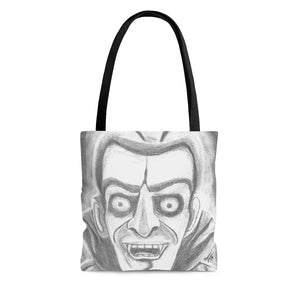 Vampire Tote Bag (Various Sizes)