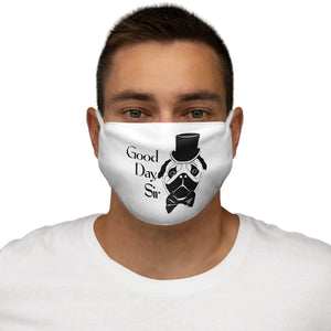 Good Day Pug Mask