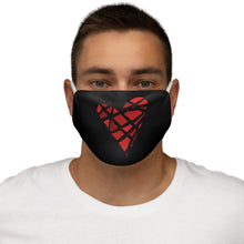 Load image into Gallery viewer, Red Heart Mask