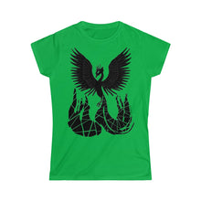Load image into Gallery viewer, Phoenix Women's Tee (S-2XL Various Colors)