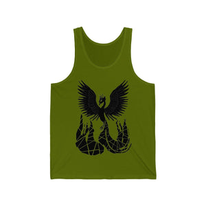 Phoenix Jersey Tank (XS-2XL Various Colors)